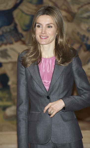 princess letizia of asturias. H.R.H. Princess Letizia of